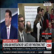 Breaking News: Gaetz is being investigated by Florida Bar