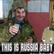 This is Russia!