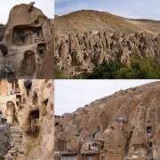 Iranian Cave Homes